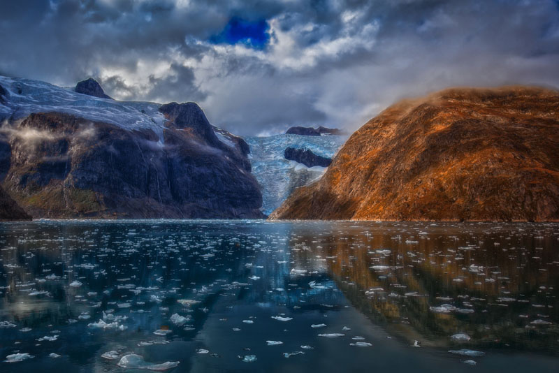 explore the elements greenland