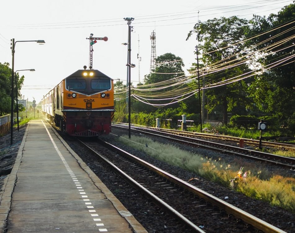 Exploring Thailand by Train