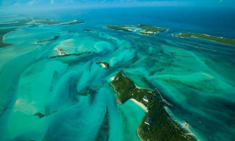 exumas bahamas dream trip