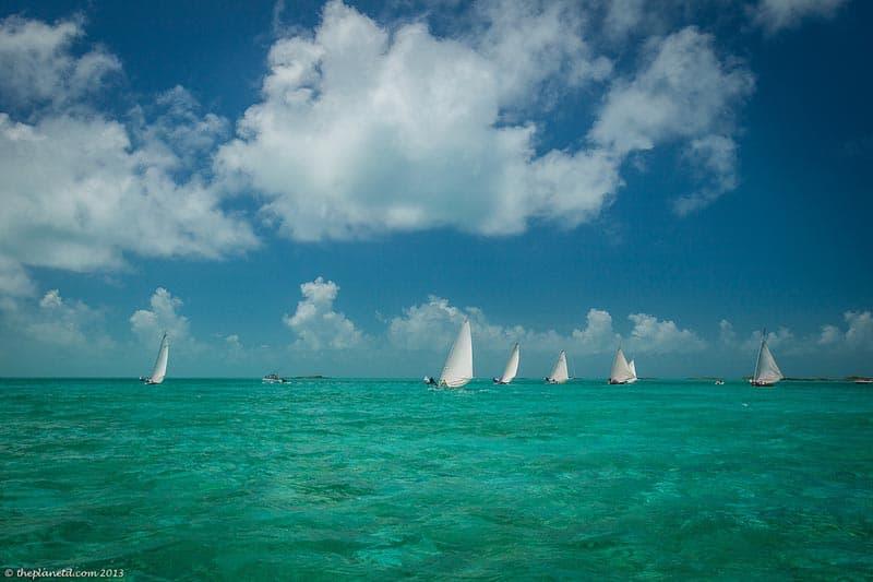 exuma cays sail boats