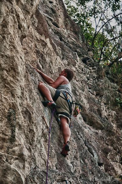 fab four climbs dave