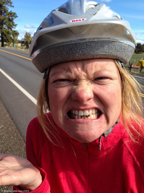 face your fears cycling