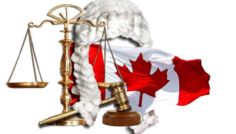 weird facts about canada | scales of law, canada flag