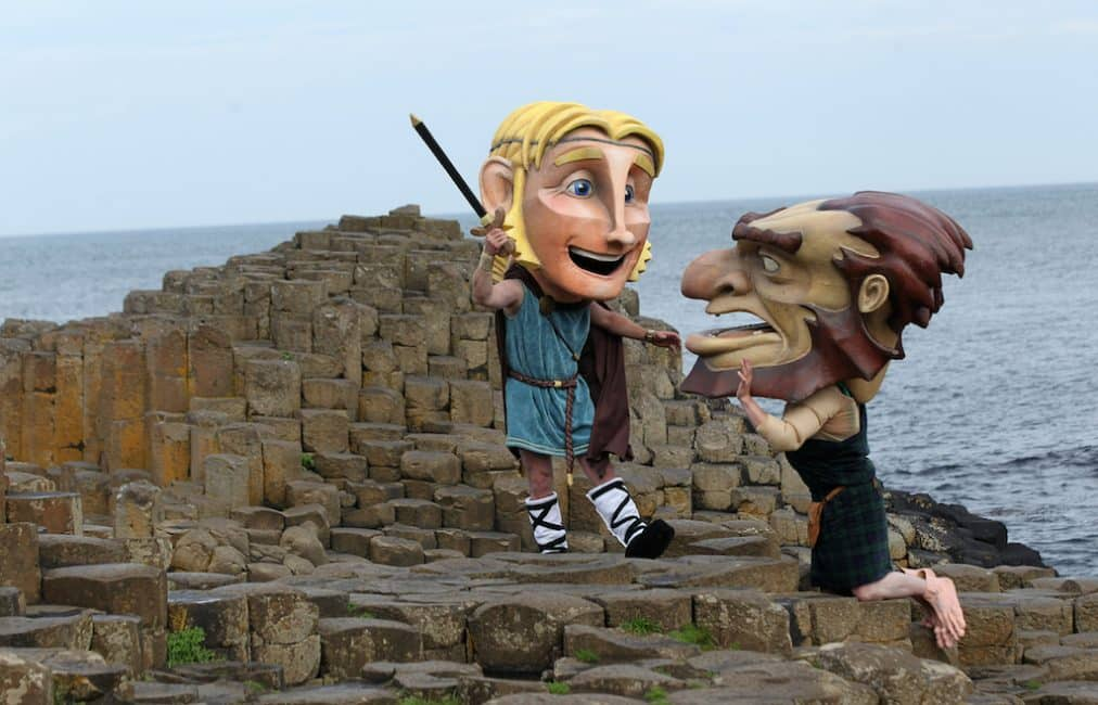 Do You Believe The Legend Of The Giant S Causeway