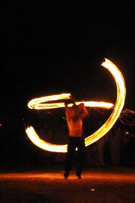 The Freedom Day Festival is set to become an annual tradition with local music and fire dancers set to blow people away. If you don't want to travel down the mountain after the night entertainment, booking Kaapsehoop accommodation is great idea.