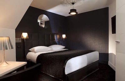 paris accommodation hotel room