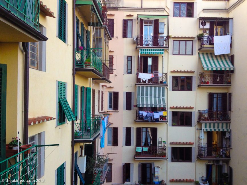 A Florence Bed and Breakfast – Apartment Stay