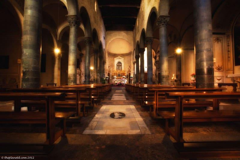 florence in photos santi apostoli