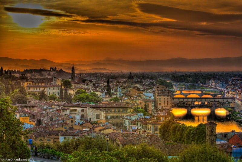 City Of Florence: Florence In Photos, A City Of Art