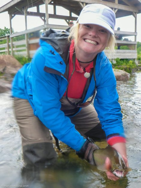 deb fishing in ontario