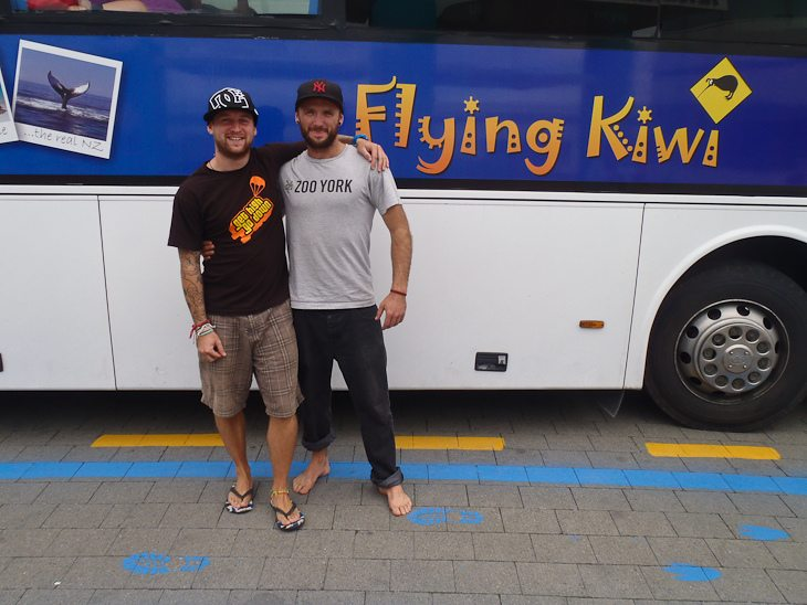 flying kiwi guide