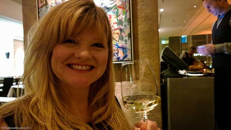 deb wine tasting