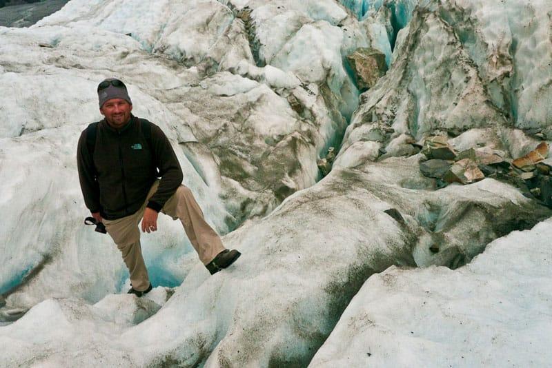 fox glacier dave