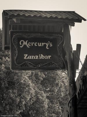 freddie mercury was born in Zanzibar