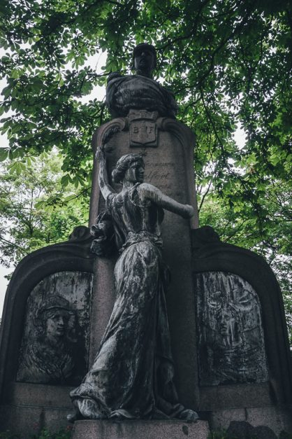 Visit Montmartre cemetery for free in Paris