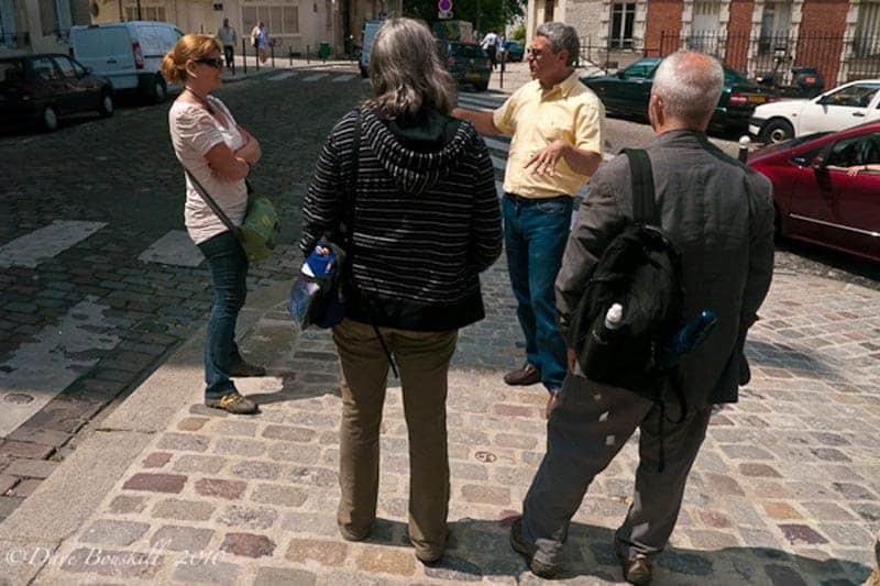 free paris walking tours