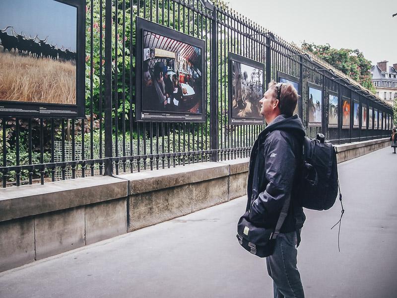 free paris gardens Jardin de Luxumbourg