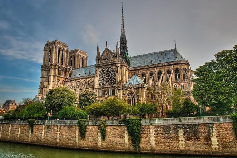 paris for free notre dame