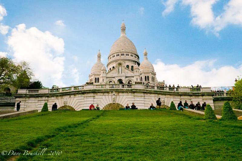 free paris Sacre Coeur