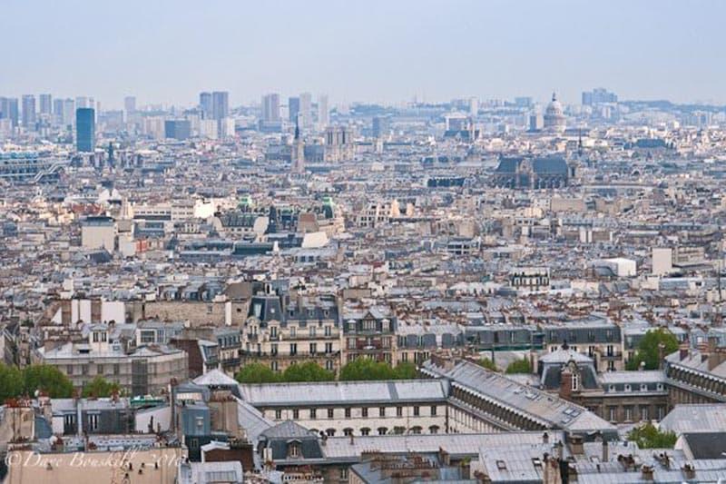 paris for free Montemartre