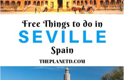 free things to do in seville spain