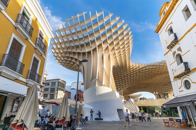 exciting free things to do in seville | the mushroom seville