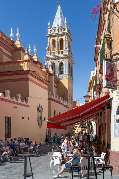 things to do seville free | triana