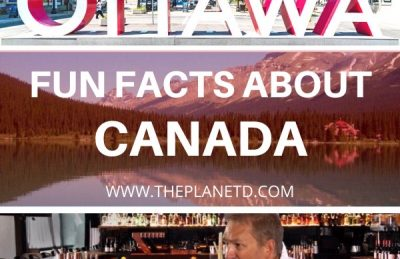 facts about canada