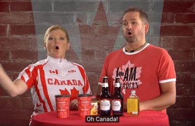 fun facts about canada | dave and deb teaching canadian slang