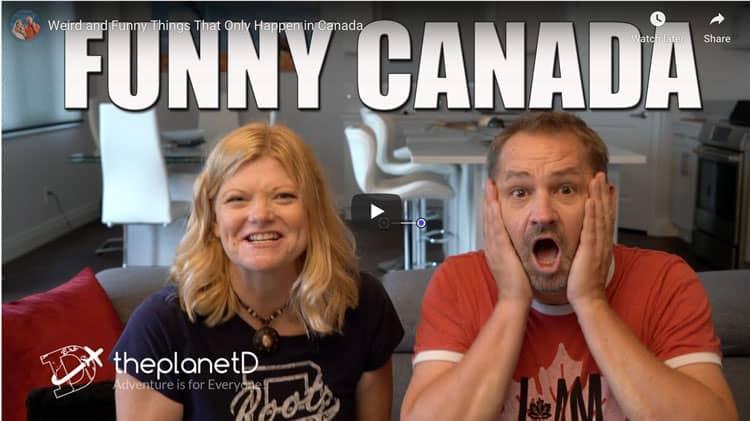 funny canada video