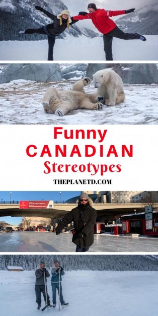 funny canadian stereotypes