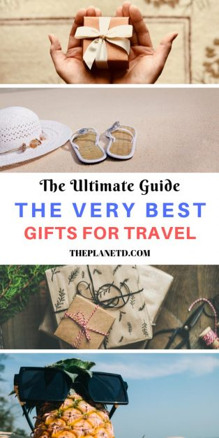 the very best gifts for travelers