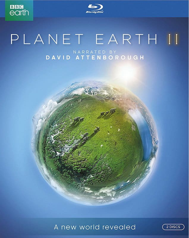 travel gifts planet earth dvd set