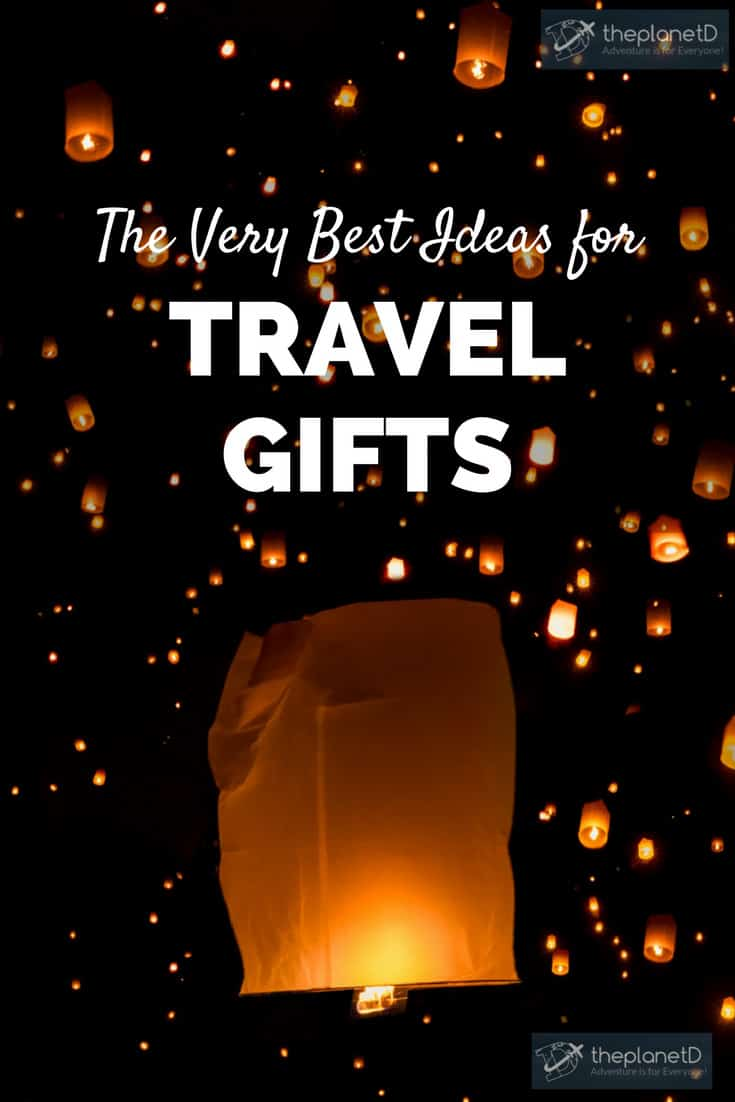 Best Gifts for Travelers - 55 Unique Ideas for 2019 | The Planet D