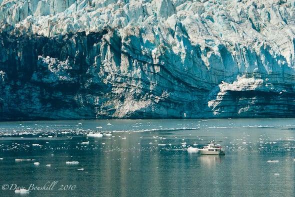 glacier bay cruise boat