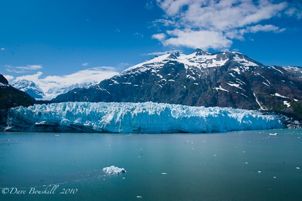 Cruising Through Glacier Bay Alaska