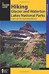 glacier national park hikes guide book