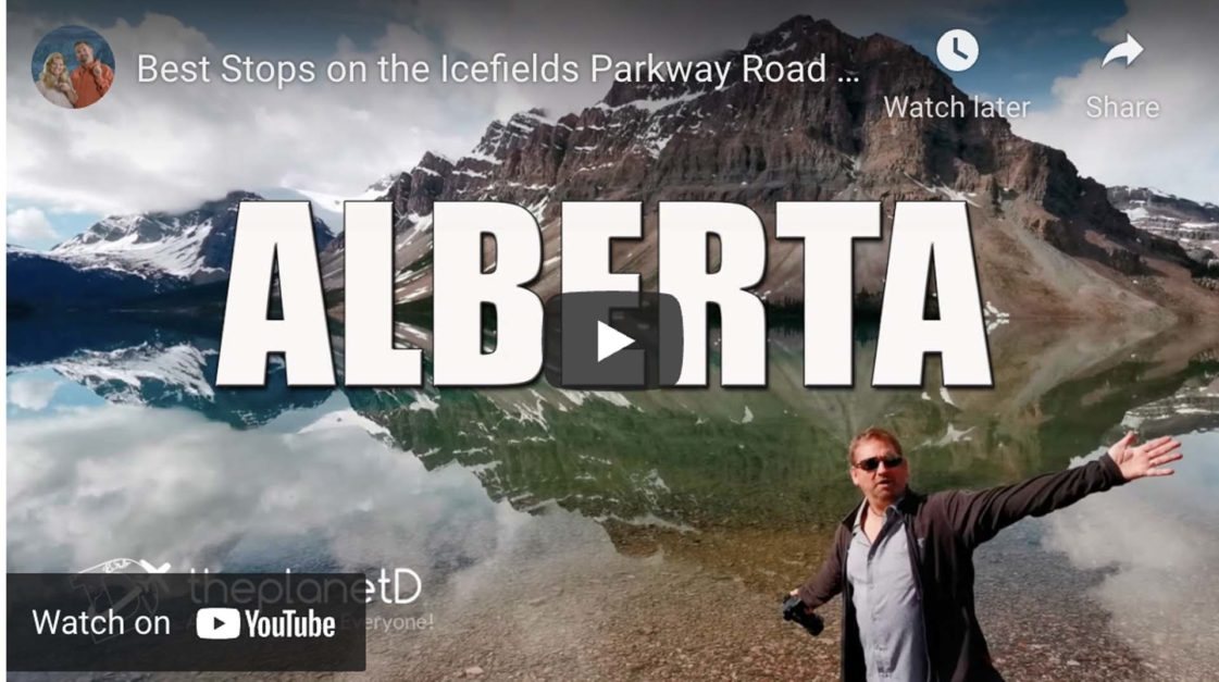how to get to jasper icefields parkway