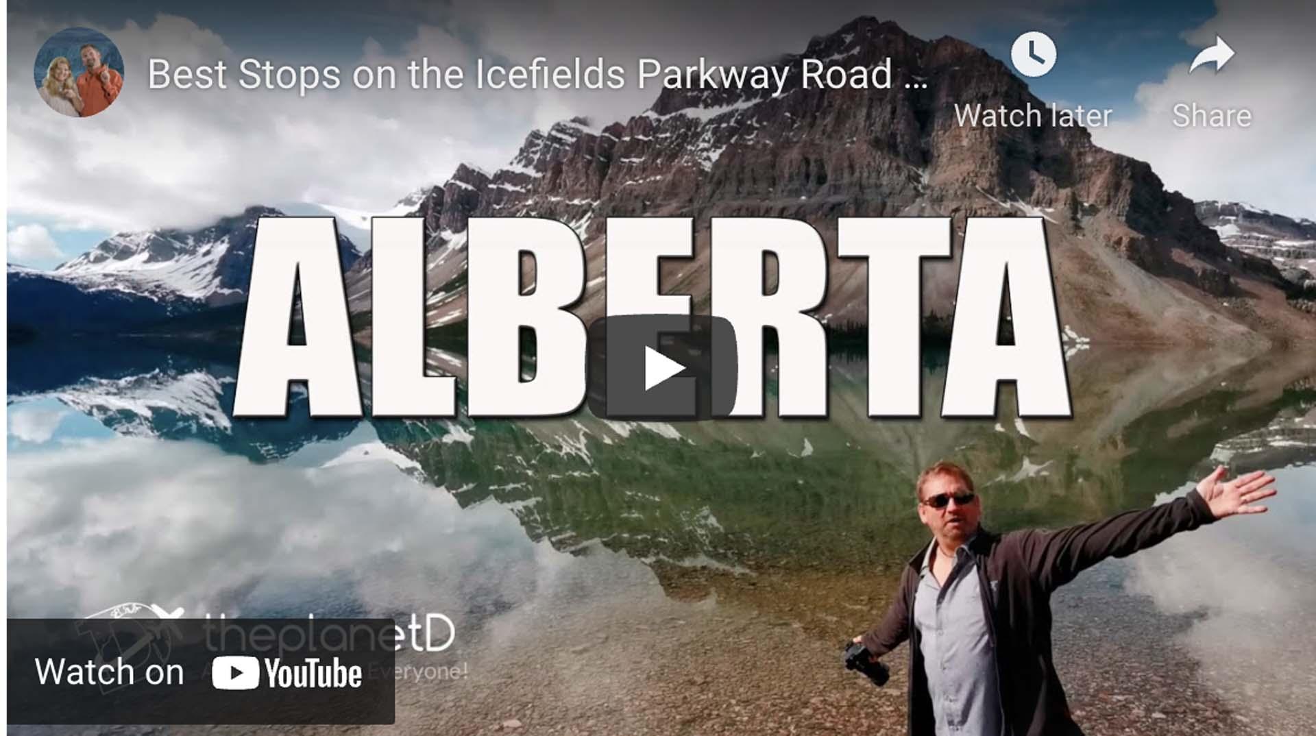 glacier parkway video