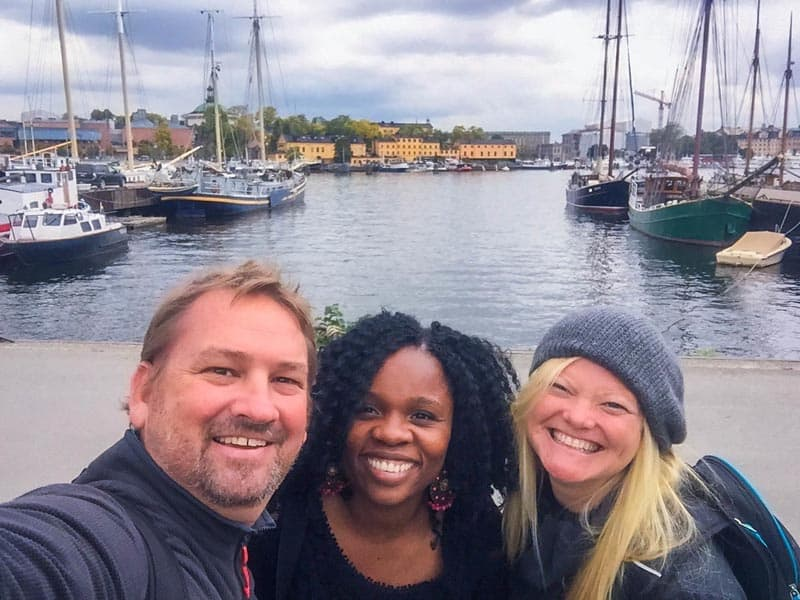 tour of stockholm