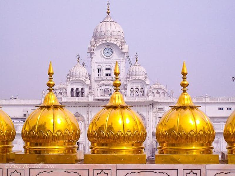 Golden Temple is really golden