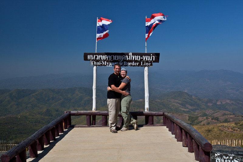 deb dave myanmar border