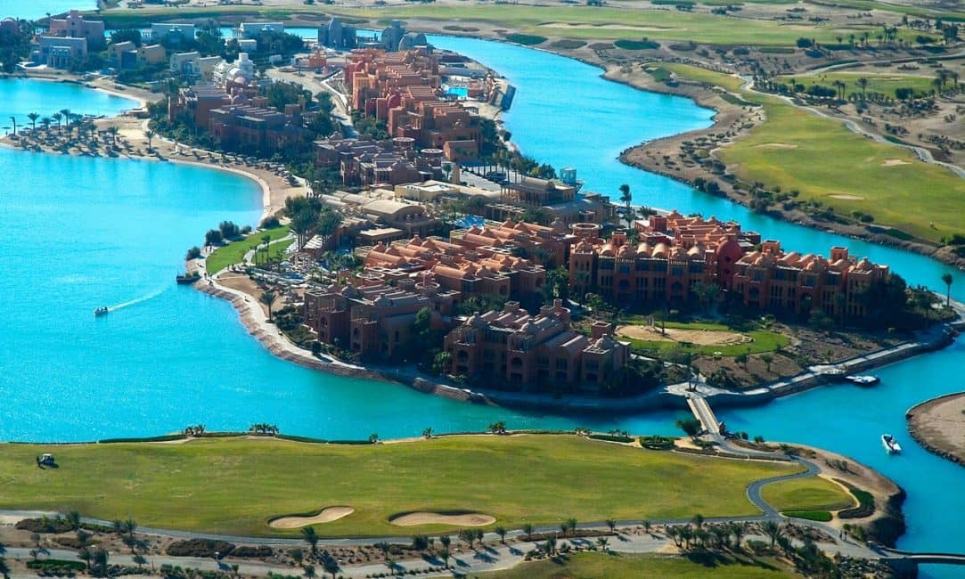 Gouna Golf Courses