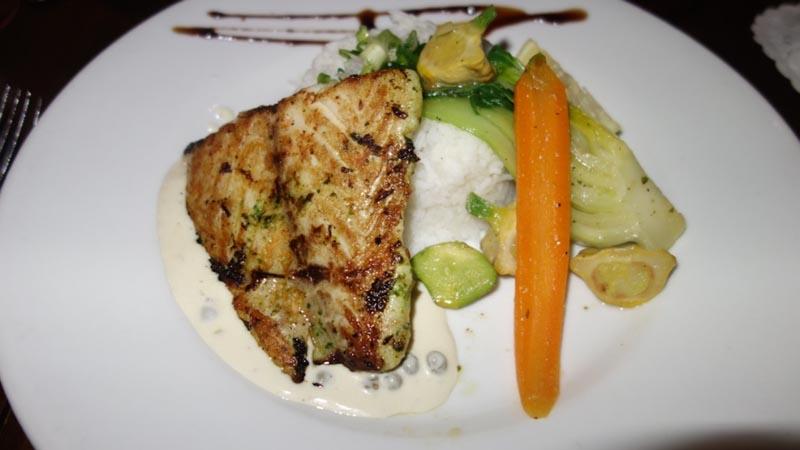 grand cayman morgans restaurant fish
