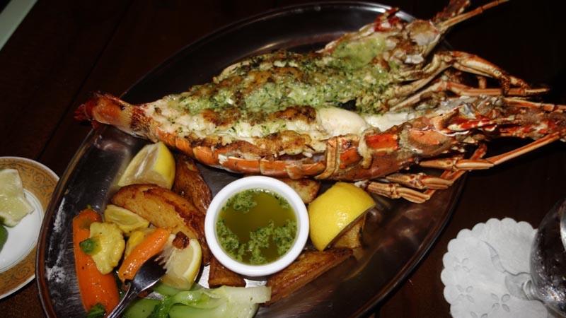 Grand Cayman Restaurants Lobster At Morgans