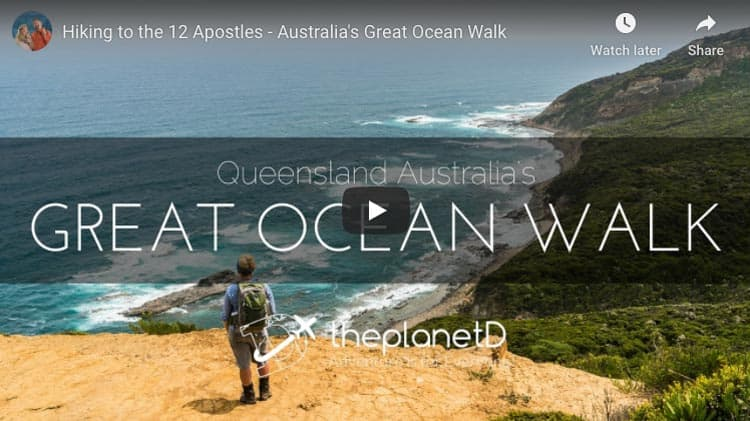 great ocean walk | video