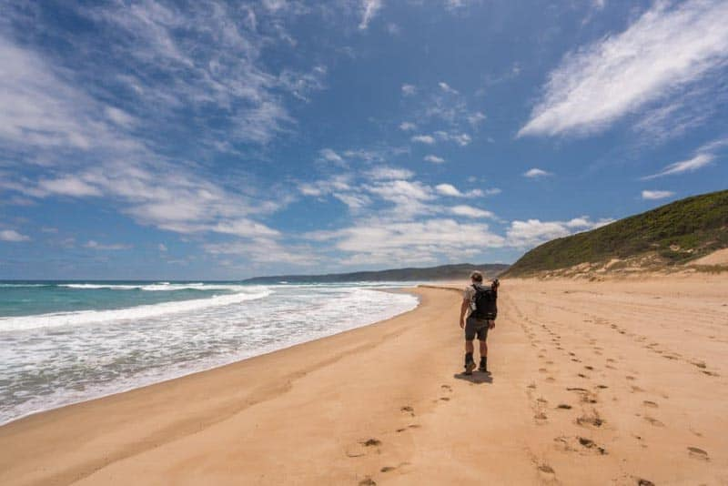 great ocean road beaches