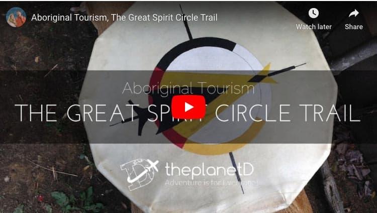 Great spiriti circle trail video