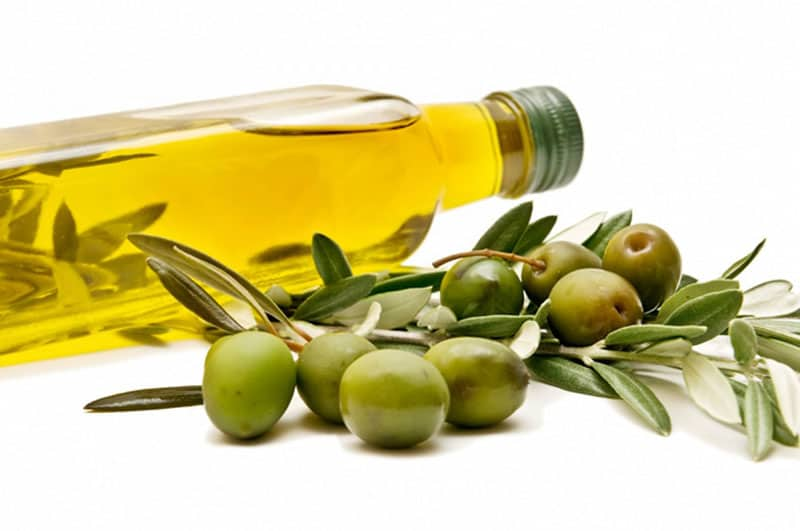 greek food guide olive oil