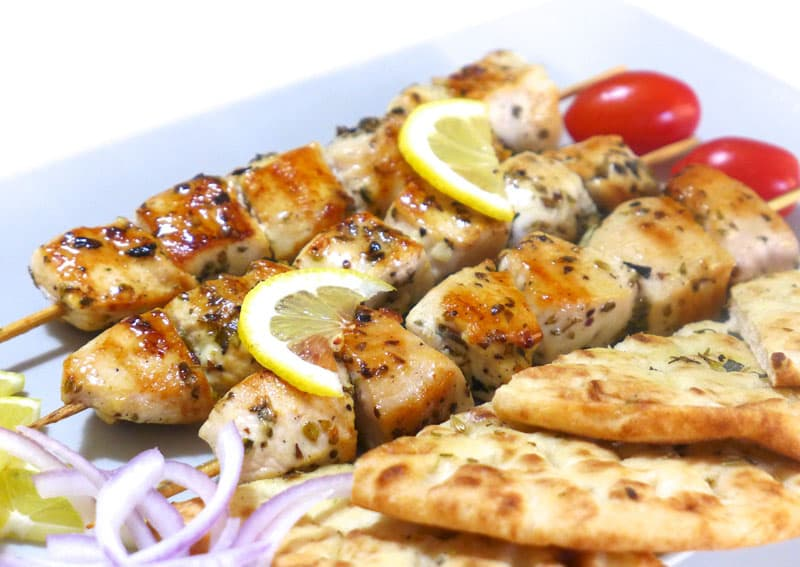 greek food guide souvlaki
